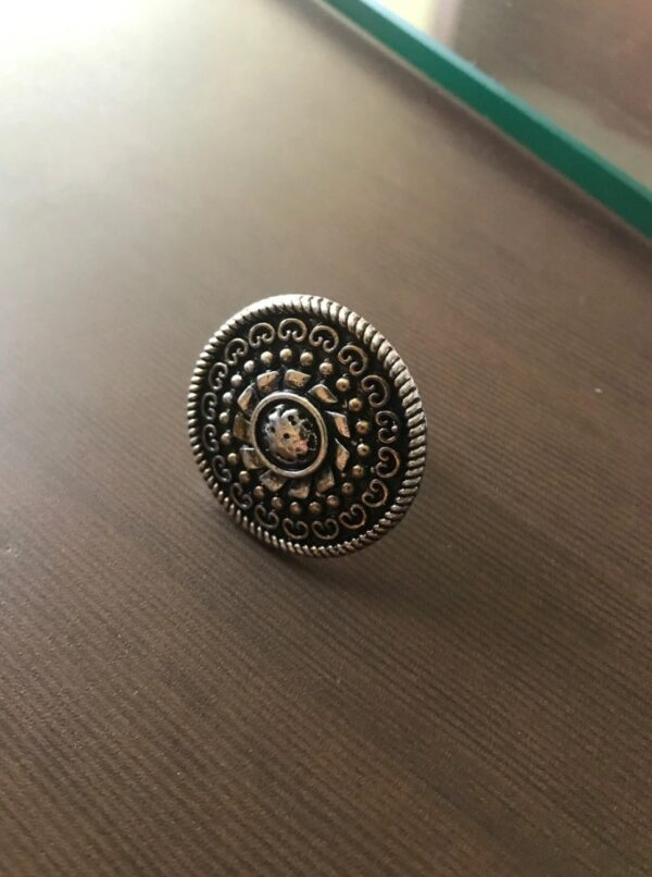 Oxidised ring